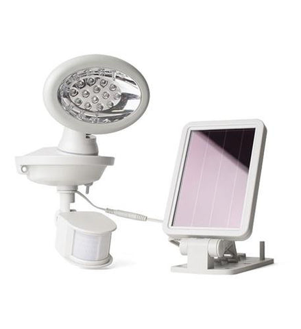 MXS-40217 14 LED Solar-Power Motion-Activated Light