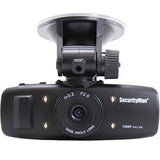 SEC-CARCAM-SD HD Car Camera Recorder & Impact Sensor by SecurityMan