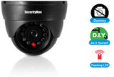 SEC-320S Dummy Indoor Dome Camera w/LED by SecurityMan