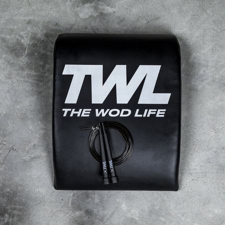 TWL- Ab Mat & Ultra Speed Jump Rope 2.0 Bundle