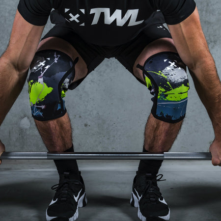 TWL - Everyday Knee Sleeves - 5mm - INKER 2.0