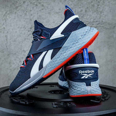 REEBOK - Nano X Froning - Men's - Vector Navy/Ftwr White/Court Blue