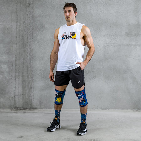 TWL - Everyday Knee Sleeves - 5mm - PAIR - POPEYE