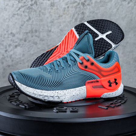 UNDER ARMOUR - Men's UA HOVR™ Apex 2 Training - Lichen Blue/Halo Gray/Black