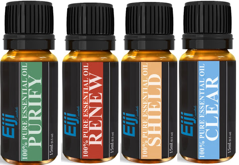Image of Essential Oil Bends By Eiji Essentials- 100% Pure Essential Oils 15ml