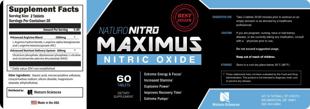[product_name] - Naturo Sciences