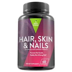 Premium Natural Hair, Skin & Nails Treatment by Naturo Sciences - Naturo Sciences
