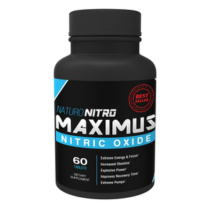 Maximus Nitric Oxide By Naturo Nitro- 60 Tablets - Naturo Sciences