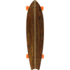 "Surf To Skate 37"" Road Surfer Rosewood"