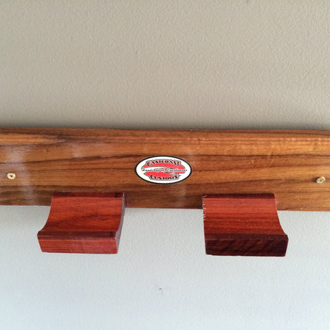 Wall Racks for your Custom Board  Made in the USA