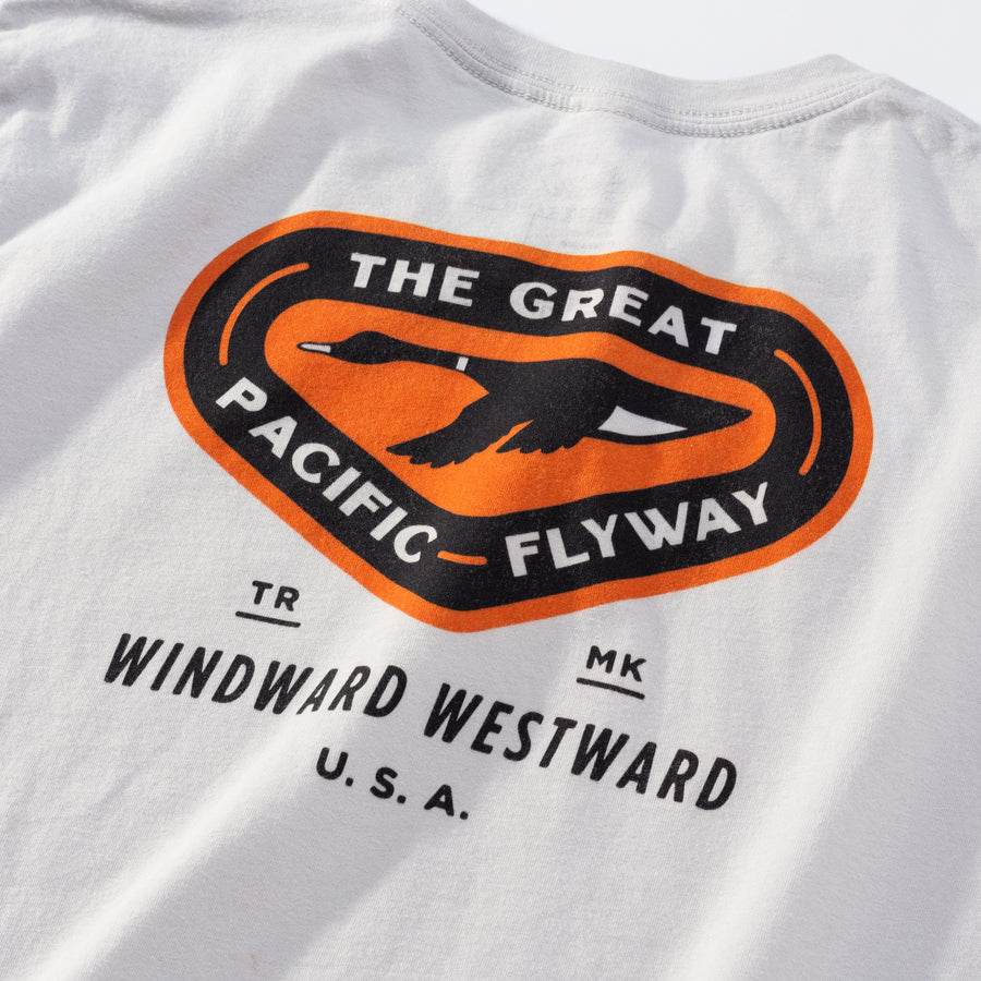 Great Pacific Flyway | Grey