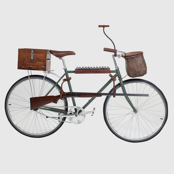 Upland Hunting Bicycle