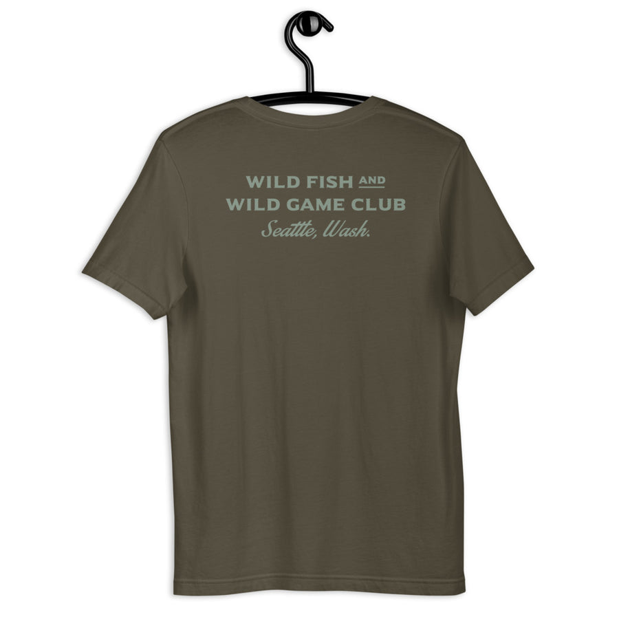 Seattle Grouse Club Tee
