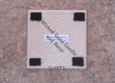 Decorative Ceramic Tile Wine Collection - Wine 0017 -  - Wicked Good Candle and Decor - 2