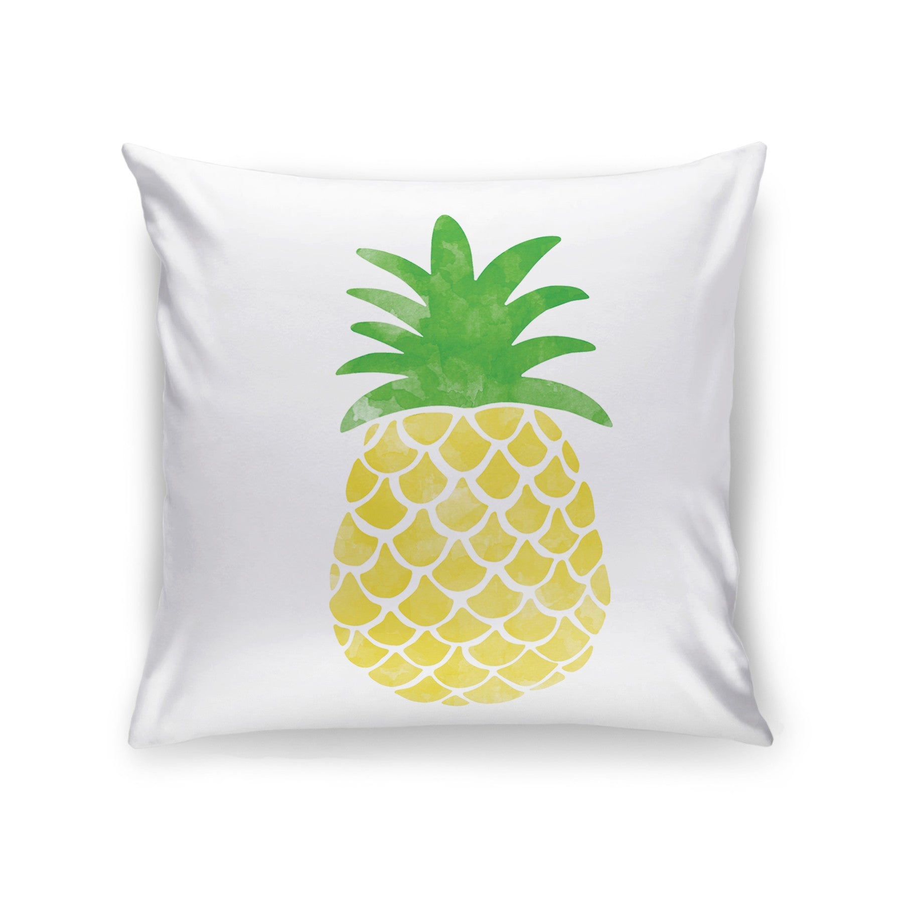 home both nero style pastoral seat homewares furnishings yellow product green decoration zero sides mat cactus pillow shaped and printed pineapple cushion