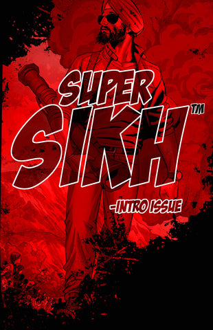 Super Sikh Intro Issue FREE!
