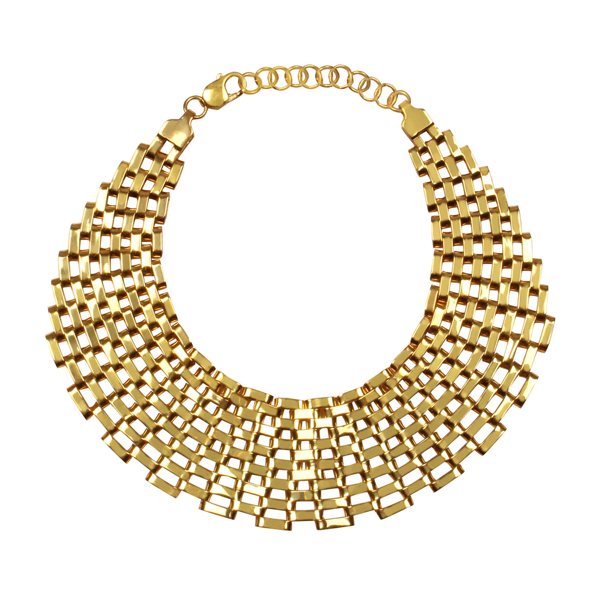 SLOAN COLLAR IN GOLD