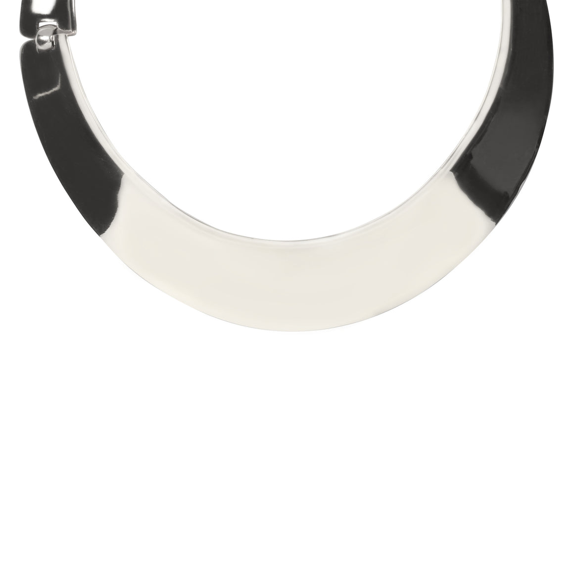 MERIDIAN COLLAR IN SILVER