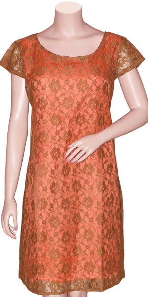 Buy designer Indian ethnic fashion midi dresses at the best rates in the USA & Canada. Viscose silk knee length dress beautiful flower design golden net cover up for festivals weddings & parties Fully Stitched half sleeves BOHO chich contemporary stylized unique comfortable custom styles indo-western Darpaha shop Sale.