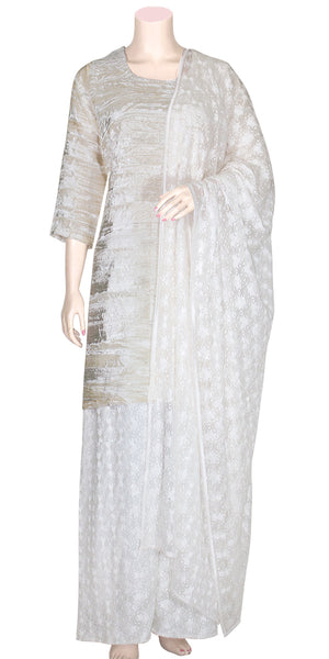 Buy designer Indian velvet palazzo suit dresses at the best rates in the USA & Canada. White crushed velvet Kurti & phulkari palazzo & dupatta. full sleeves sequins Ethnic traditional wedding party handmade shiny fashion casual elegant wide BOHO festival occasion party wear stylish Punjabi embroidery Darpaha Sale