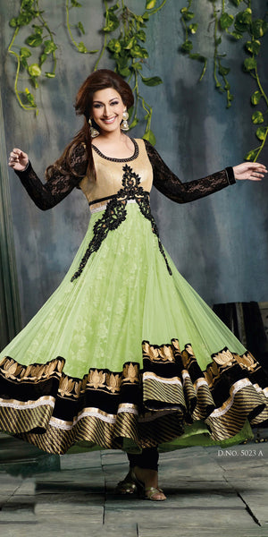 Bollywood Styled Anarkali Suit