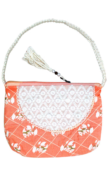 Light Pink Designer Handbags/Purses