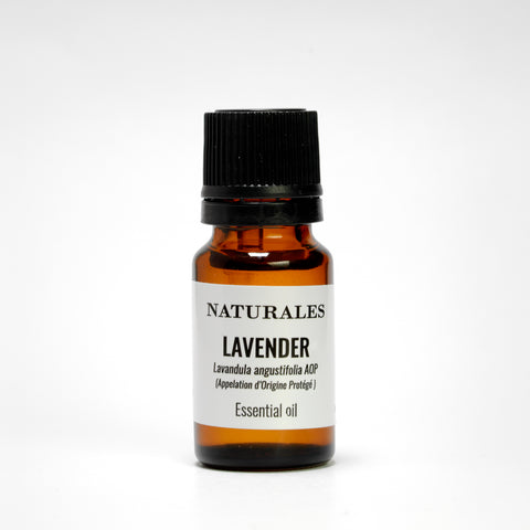 LAVENDER AOP ( Appelation d'Origine Protege) / LAVENDEL / Essential oil 10 ml.
