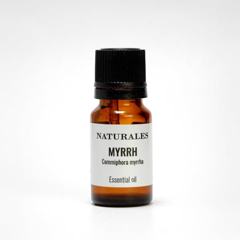 MYRRH Commiphorra myrrha 5 ml.