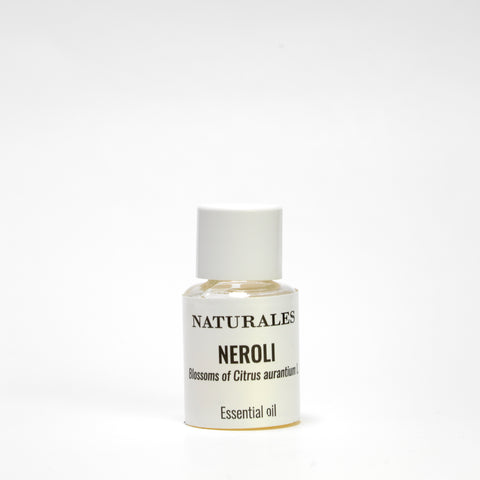 NEROLI Essential oil pure, undilluted / Citrus aurantium flores / Orange blossom / Fleur d'Orange 2,5 ml.