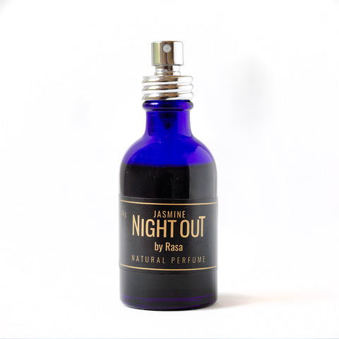 NIGHT OUT  by Rasa, perfume oil 50 ml..