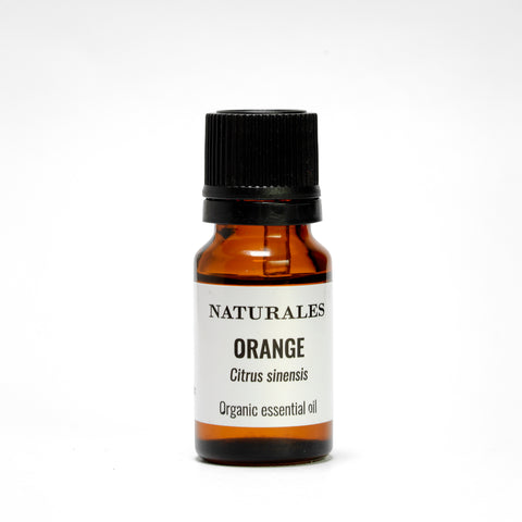 ORANGE / APPELSIN / Citrus sinensis Organic essential oil 10 ml.
