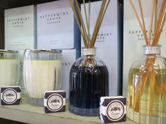Body, Bath, Soaps, Candles and Diffusers