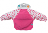 Bib Long Sleeve Pink
