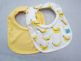 Bib Roll Neck Banana