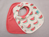 Bib Roll Neck water melon