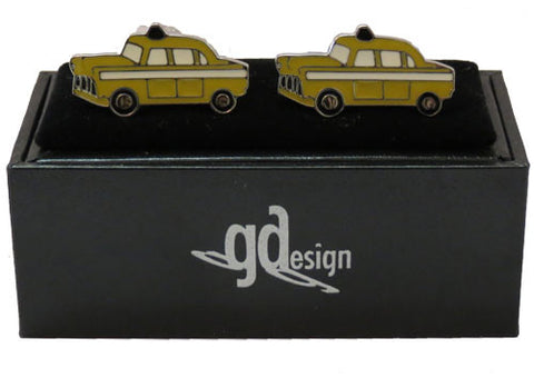 Cufflinks New York Taxi