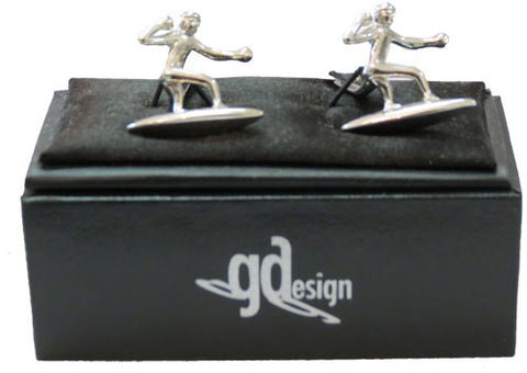 Cufflinks Surfer