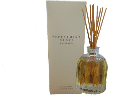 Diffuser Burnt Fig and Pear