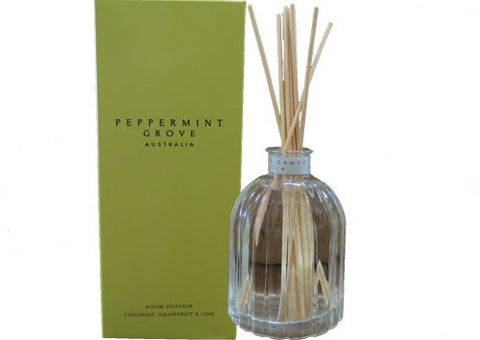 Diffuser Coconut Grapefruit and Lime