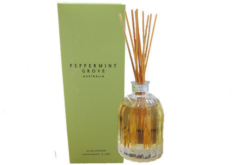 Diffuser Lemmongrass and Lime