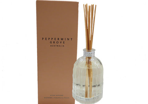 Diffuser-Peppermint-Grove-Raspberry, Pineapple and Peach