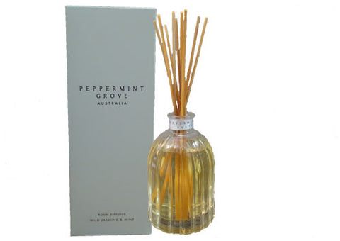 Diffuser Wild Jasmine and Mint