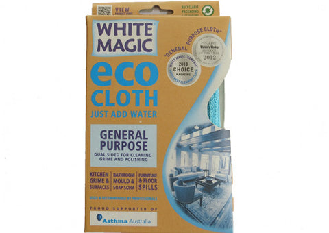 Eco Cloth White Magic General Purpose