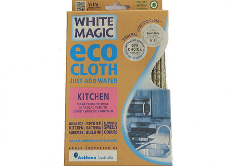 Eco Cloth White Magic Kitchen