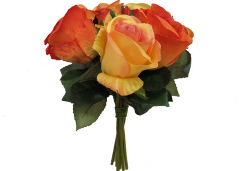 Flower Bouquet - Rose Orange