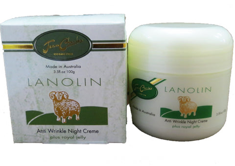Skin Creme - Anti Wrinkle Night Creme