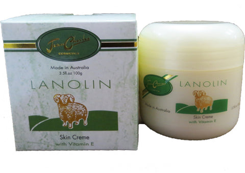 Skin Creme - Lanolin with Vitamin E
