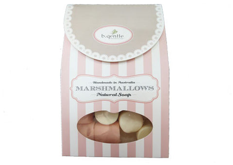 Soap Marshmallows