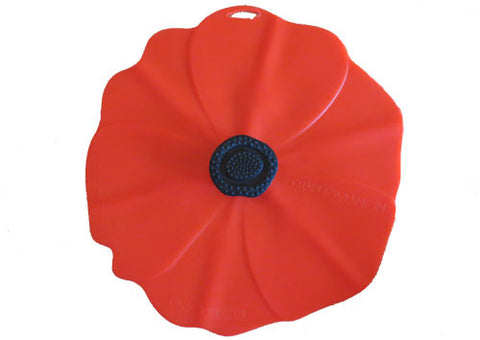 Silicone Lid Poppy