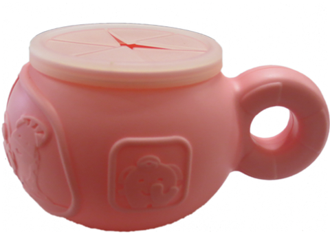 Snack Bowl Pokey Pink